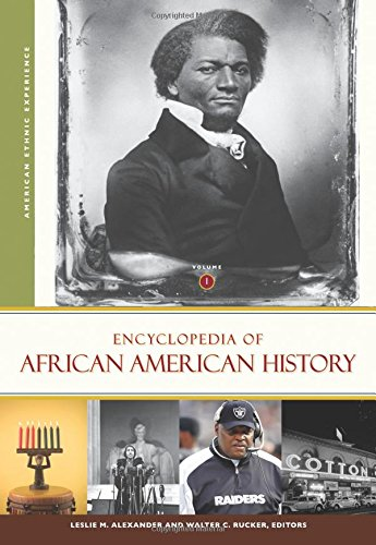 Search : Encyclopedia of African American History [3 volumes]