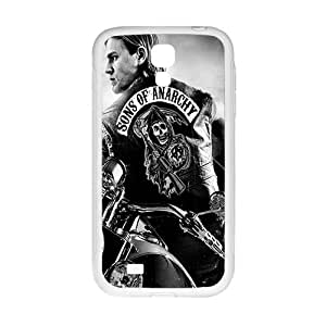 Sons Of Anarchy New Style High Quality Comstom Protective case cover For Samsung Galaxy S4