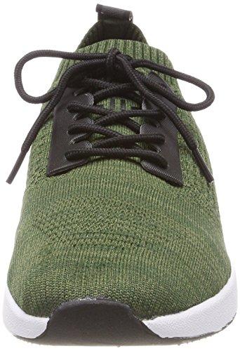 Bugatti Herren 341305626900 Slip On Sneaker Grün (verde Chiaro)