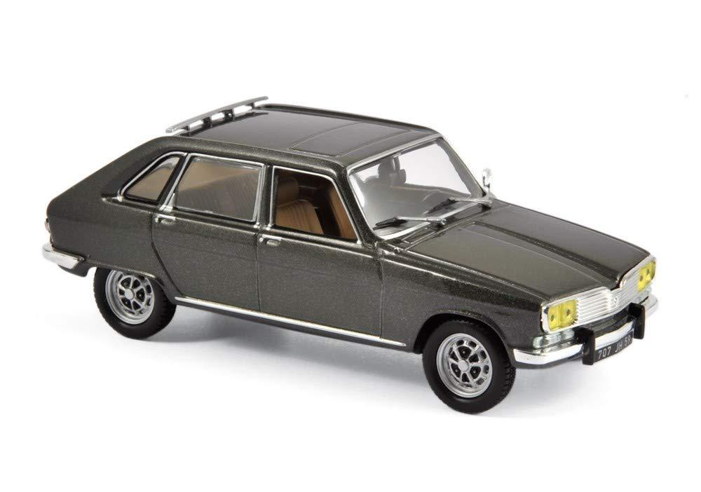 Norev 511621 -/Renault 16/TX/ /1976/ /Gris met/álico /Escala 1//43/