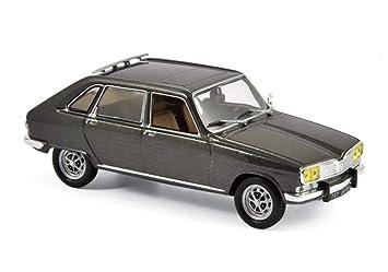Norev - 511621 - Renault 16 TX - 1976 - Escala 1/43 - Gris metálico: Norev: Amazon.es: Juguetes y juegos