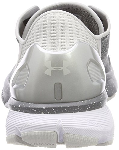Under Armour Damen UA W Charged Escape Laufschuhe Grau (Rhino Gray)