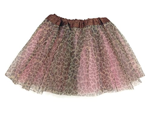 (Girls Ballet Tutu Cheetah by)