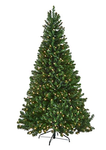 9 Artificial Christmas Tree With Led Lights - 9