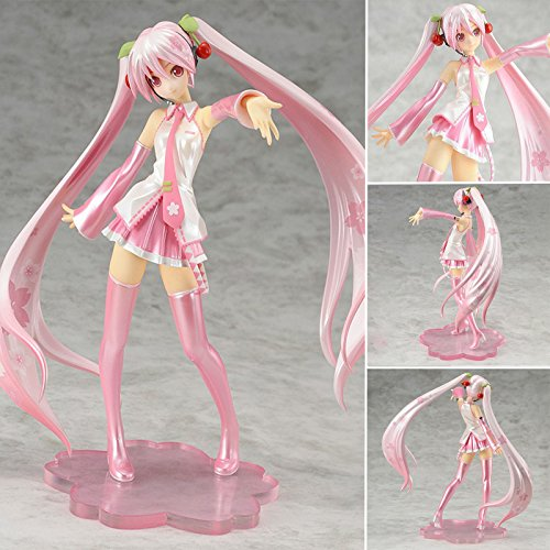 Pictures Hood Robin Costume (Ggtop New Anime Vocaloid Sakura Miku PVC Action Figure Figurine)