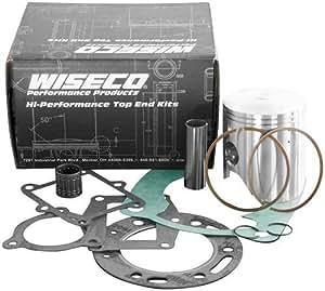 WISECO TOP END & PRO-LITE PISTON KIT - 48.5 MM - KAWASAKI KX 85 - 2001-2012 --PK1187