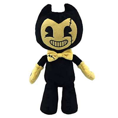 Bendy and the Ink Machine : Heavenly Toys - Bendy Beanie Plush: Toys & Games