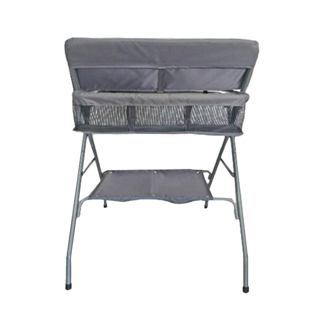 Folding Simple Portable Diaper Table, Baby Care Table, Newborn Baby Changing Diaper Table Massage Touch Shower Table