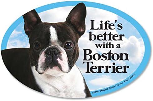 Boston Terrier Dog Breed Kitchen Refrigerator Locker Button Magnet