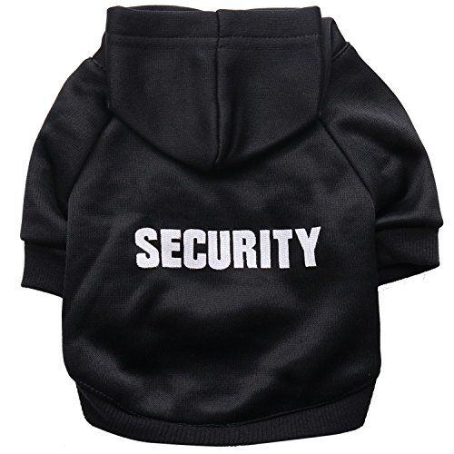 Ollypet Dog Hoodie Security Clothes For Pets Camo Puppy Fleece Outfit Winter Apparel Teacup Chihuahua Yorkie Pack of 2 XS