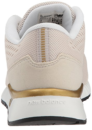 New Balance Womens 005v1 Sneaker Moonbeam / Brine Metallic