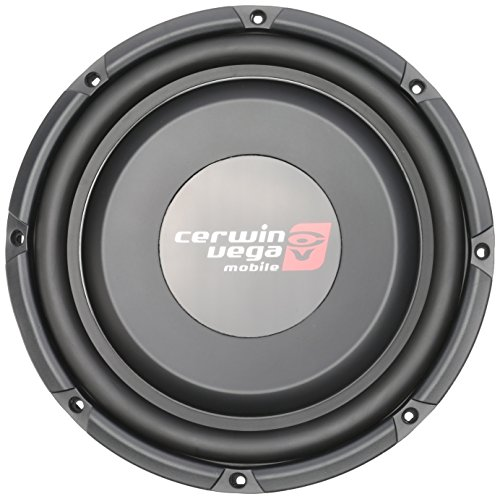 CERWIN VEGA VPS122D Pro Shallow 700 Watts Max 12-Inch Dual Voice Coil 2 Ohms/350Watts RMS Power Handling