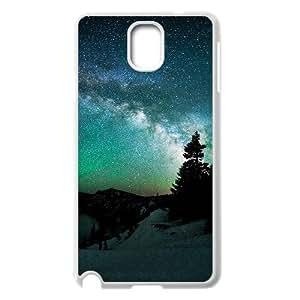 Stars in Alaska Samsung Galaxy Note 3 Cases, Samsung Galaxy Note3 Case Cases Anti-Slip Dustin - White