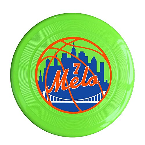 LINNA Custom New York 7# Melo Basketball Player Outdoor Game Frisbee Sport Disc - Ray Nyc Ban