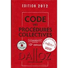 CODE PROCEDURES COLLECTIVES 2012 + CD