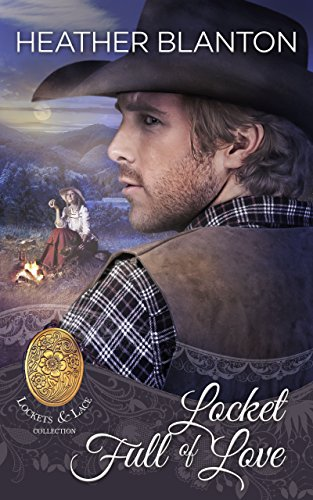 Locket Full of Love: Lockets & Lace Book 5 cover