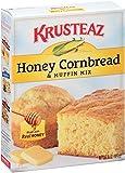 Krusteaz Cornbread and Muffin Mix, Honey, 15 Oz