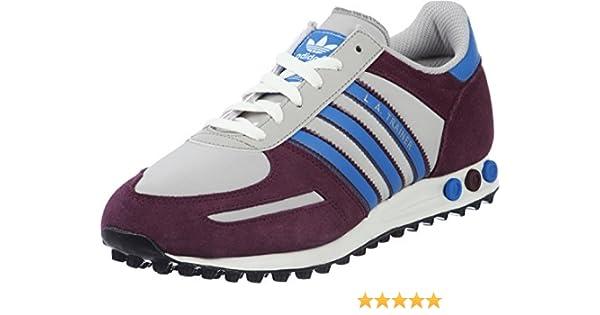 adidas LA G95895 - Zapatillas de Deporte, Color Azul Azul Talla:48 2/3: Amazon.es: Deportes y aire libre