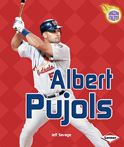 Albert Pujols (Amazing Athletes) (Athlete With Most Championships In Any Sport)