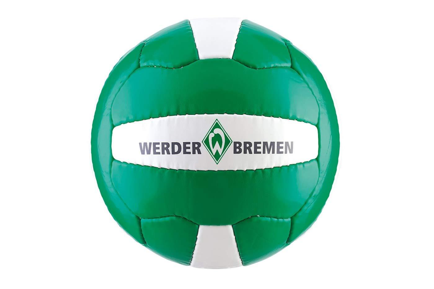Unbekannt SV Werder Bremen gr/ün Weiss Fussball Gr/össe 5