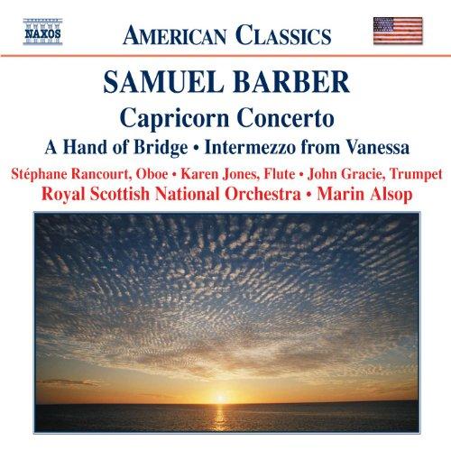 Barber: Capricorn Concerto / A...