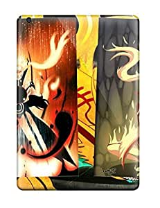 Cute Appearance Cover/tpu BdFrwIL5348JwWhL Naruto Konohamaru Moegi Udon Case For Ipad Air