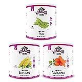 Augason Farms Vegetable Variety Kit