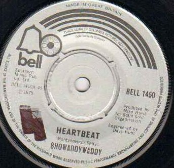 Price comparison product image SHOWADDYWADDY - HEARTBEAT - 7 inch vinyl / 45