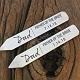 Father Of The Bride Collar Stay Wedding Collar Stay Gift For Dad Engraved Collar Stay Father Of Bride Wedding Party Gift Idea For Dad