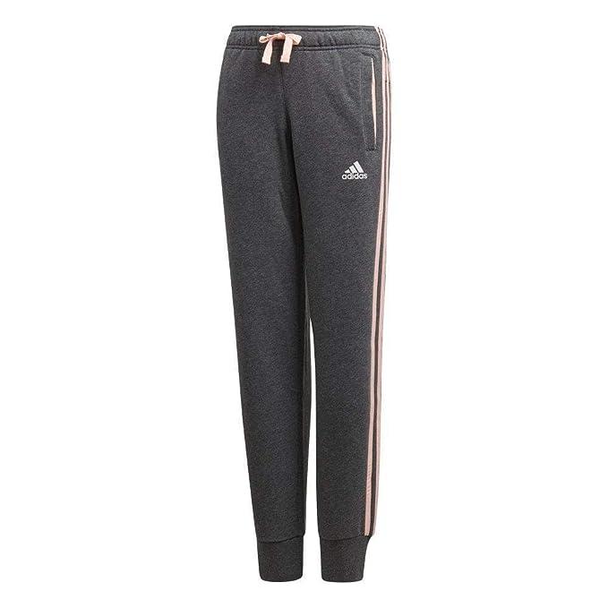 adidas Yg 3s Slim Pantalón, Niñas: Amazon.es: Ropa y accesorios