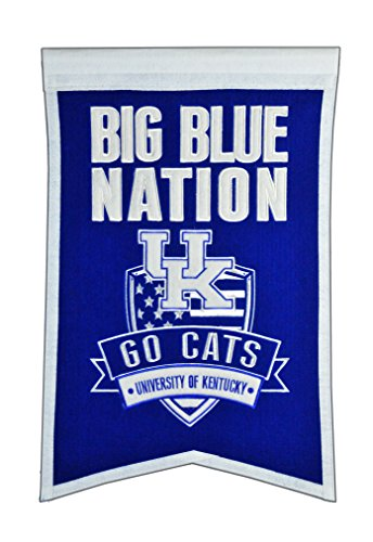 Winning Streak NCAA Kentucky Wildcats Nations Banner ()