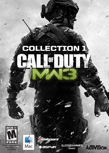 Duty Card (Call of Duty: Modern Warfare 3 Collection 1 [Online Game Code])