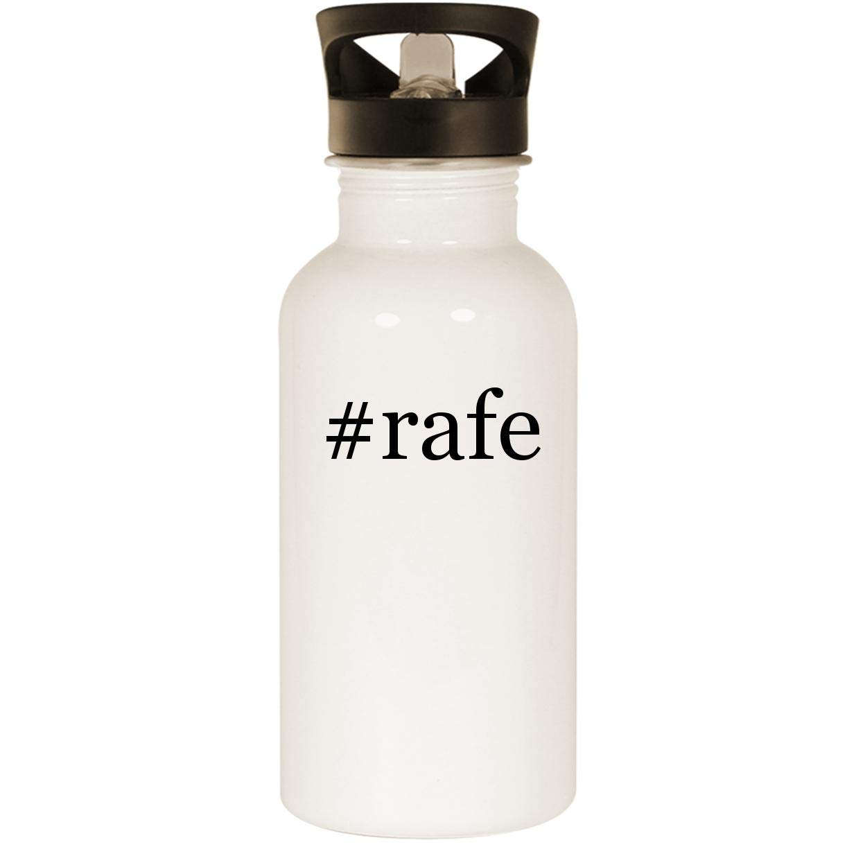 #rafe - Stainless Steel 20oz Road Ready Water Bottle, White
