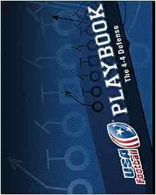 Usa Football Playbook The 4 4 Defense Usa Football