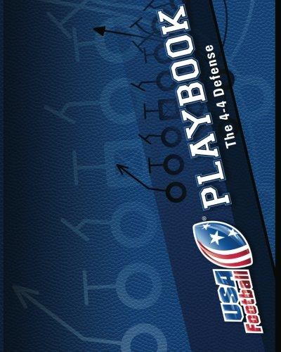 - USA Football Playbook: The 4-4 Defense