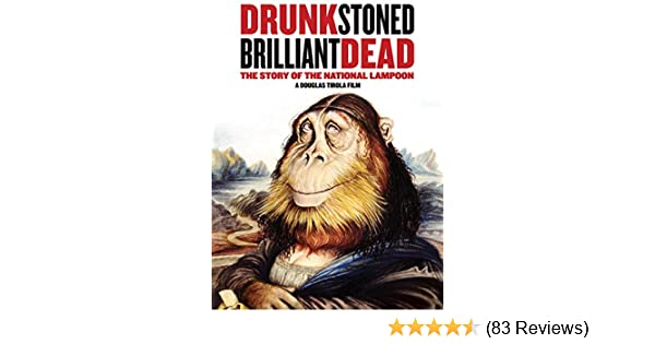 Amazon com: Watch Drunk, Stoned, Brilliant, Dead: The Story