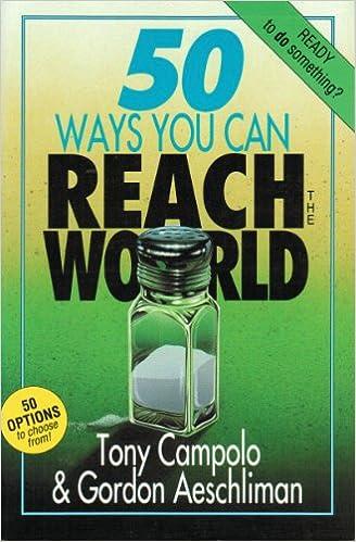 Ibooks ilmainen lataus 50 Ways You Can Reach the World PDF CHM