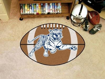 Football Floor Mat - Jackson State University