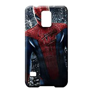 samsung galaxy s5 Highquality Cases New Arrival Wonderful mobile phone case the amazing spider man movie