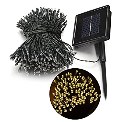 WEANAS Solar Power String Fairy Lights LED Solar Energy for Indoor Outdoor Home Garden Christmas Wedding Party