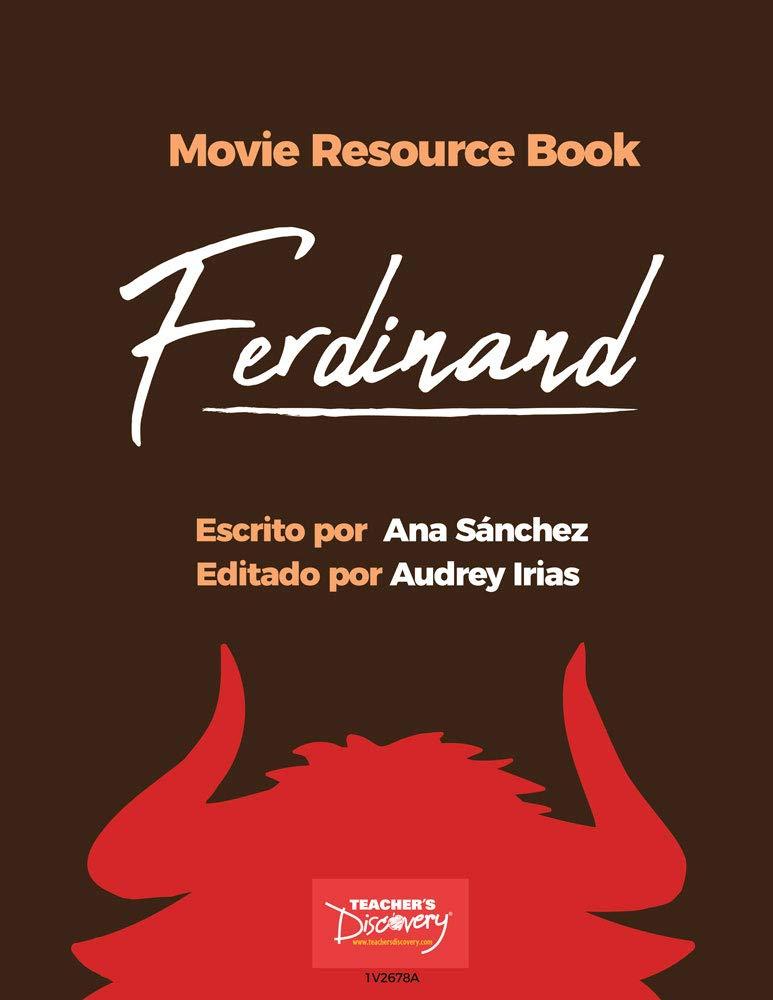 Ferdinand Movie Resource Book