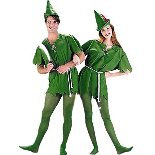 [Halloween Peter Pan Costume Cosplay (Adult-women)] (Child Deluxe Peter Pan Costumes)