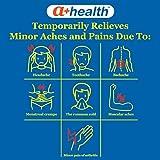A+ Health Naproxen Sodium 220 Mg Capsules, Pain