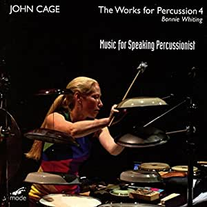 John Cage: The Works for Percussion, Vol. 4