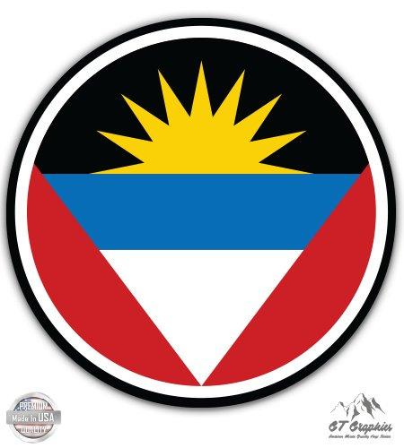 Antigua and Barbuda Flag - 3
