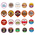 Flavored Coffee Single Serve Cups For Keurig K cup Brewers Variety Pack Sampler