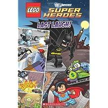 LEGO DC Super Heroes: The Last Laugh (Comic Reader #2)
