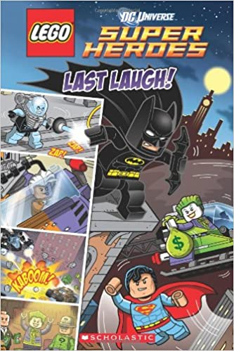 Amazon.com: LEGO DC Superheroes: Last Laugh (Comic Reader #2 ...