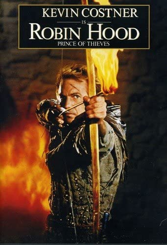 Robin Hood: Prince of Thieves (DVD) | Amazon.com.br