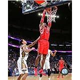 Dwight Howard Houston Rockets 2013 NBA Action Photo 8x10